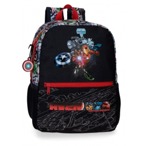 Mochila 32cm Avengers Armour Up
