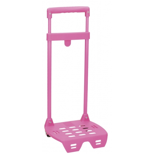 Carro Escolar Mini Roll Road Fucsia