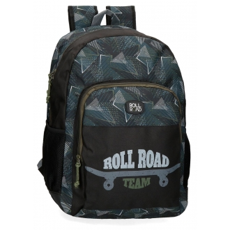 Mochila escolar Roll Road Team
