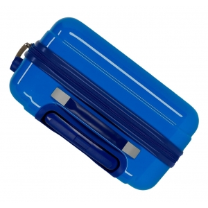 Maleta de cabina rígida Lightning McQueen Azul