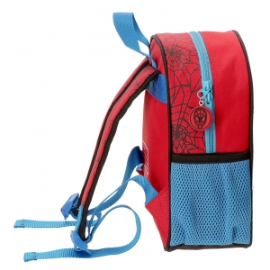 Mochila Guardería Spiderman Red