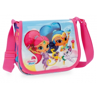 Bandolera Shimmer and Shine Twinsies con solapa