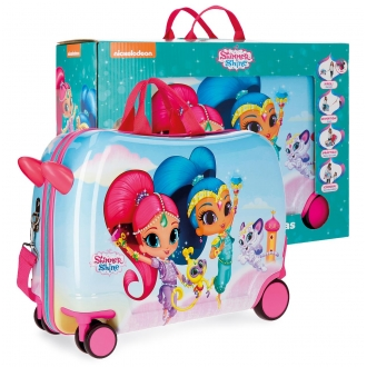 Maleta infantil Shimmer and Shine Twinsies