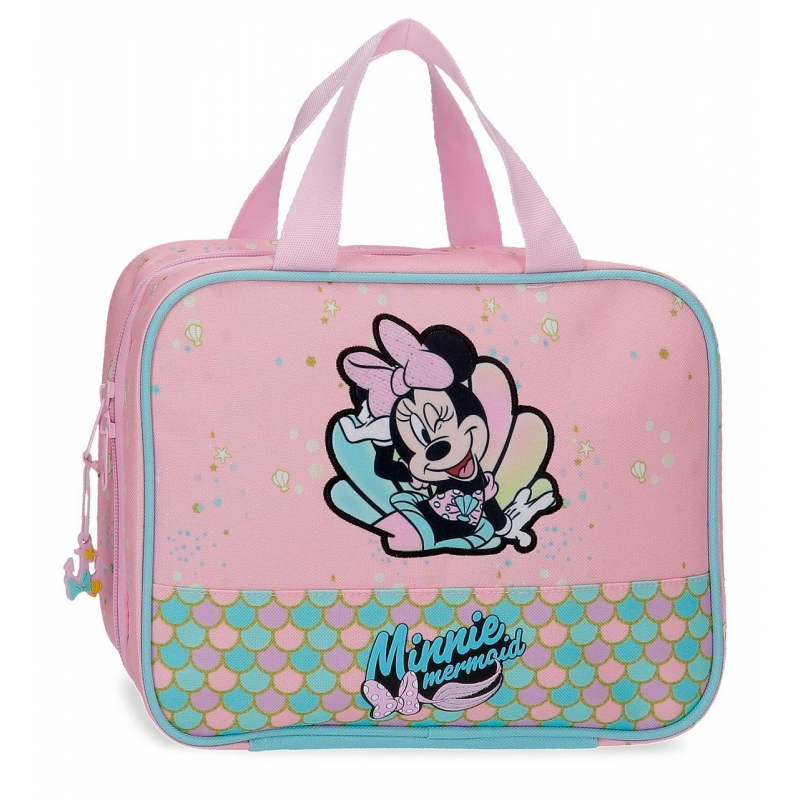 Neceser Minnie Mermaid adaptable a trolley