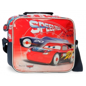 Neceser Cars Speed Trails con Bandolera