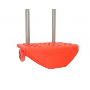 Carro Escolar Movom Logo Naranja