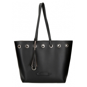 Bolso Tote Pepe Jeans Angelica Negro