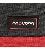 Neceser Movom Babylon Negro doble compartimento adaptable a trolley0
