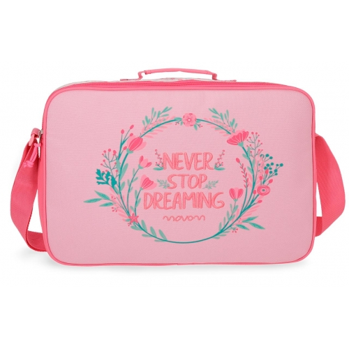 Cartera Escolar Movom Never Stop