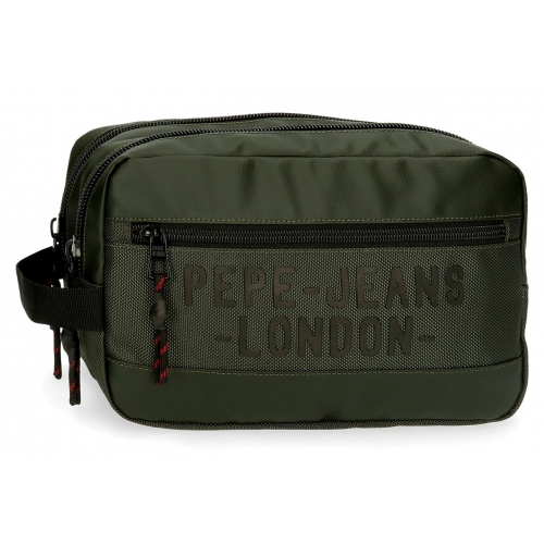 Neceser Adaptable Pepe Jeans Bromley Verde