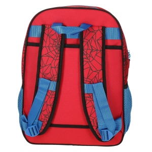 Mochila 38 cm Spiderman Red