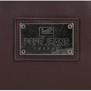 Mochila portaordenador dos compartimentos Pepe Jeans Scratch Denim