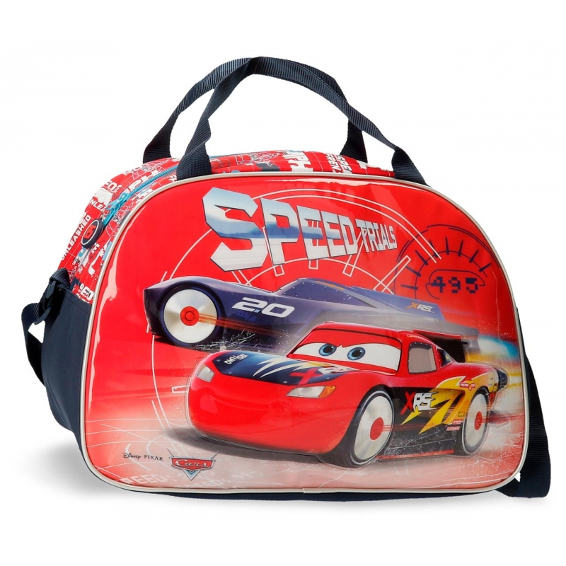 Bolsa de Viaje Cars Speed Trails