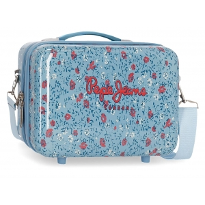 Neceser ABS adaptable a trolley Pepe Jeans Ava