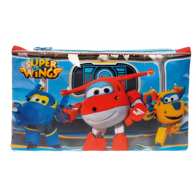 Estuche Super Wings Control