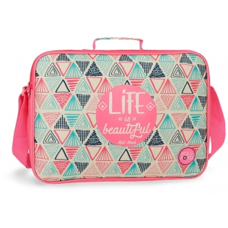 Cartera Escolar Roll Road Life