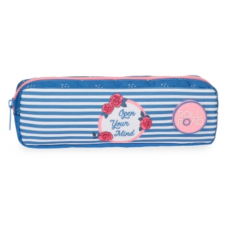 Estuche Roll Road Rose