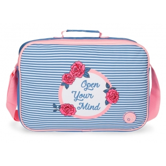 Mochila bandolera Roll Road Rose