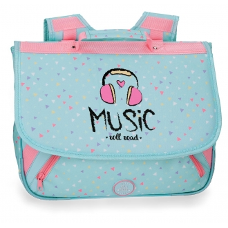 Mochila carterón Roll Road Music