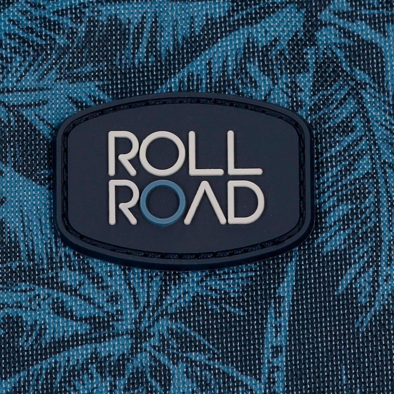 Mochila 4 Ruedas Roll Road Palm
