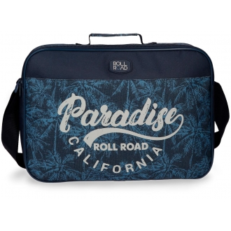 Cartera Escolar Roll Road Palm