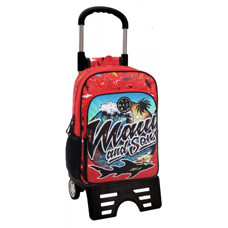 Mochila con carro Maui Beach