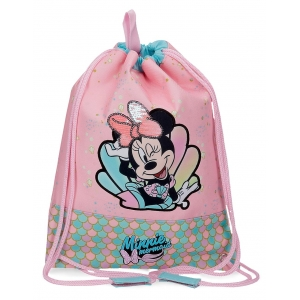 Bolsa de merienda Minnie Mermaid