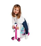 Maleta infantil 2 ruedas multidireccionales Minnie Good Mood0