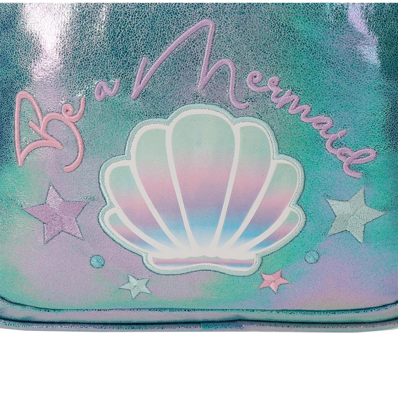 Mochila Enso Be a Mermaid Doble Compartimento