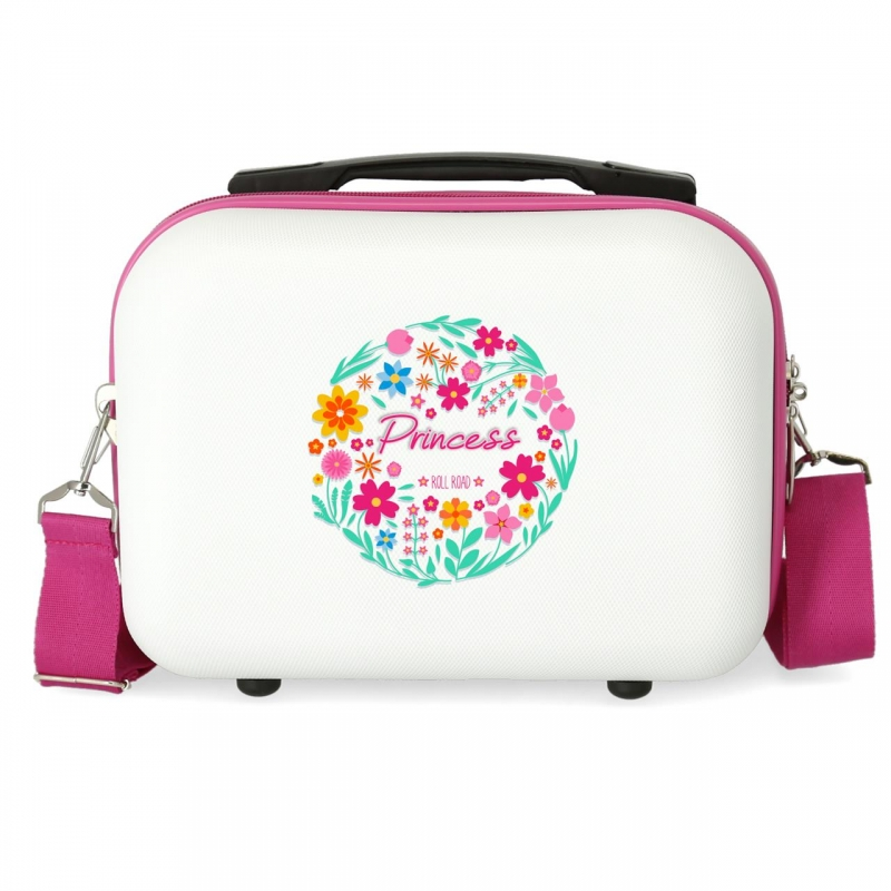 Neceser ABS Roll Road Little Me Princess Adaptable