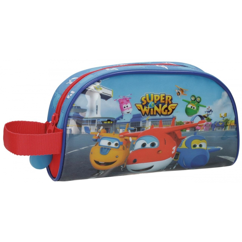 Neceser Super Wings Airport con asa lateral