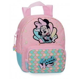 Mochila Guardería Minnie Mermaid