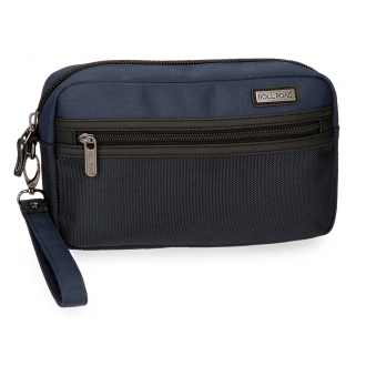Bolso de mano Roll Road Stock Azul