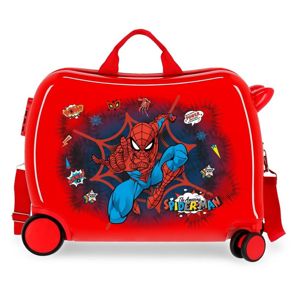 Maleta infantil Spiderman Pop