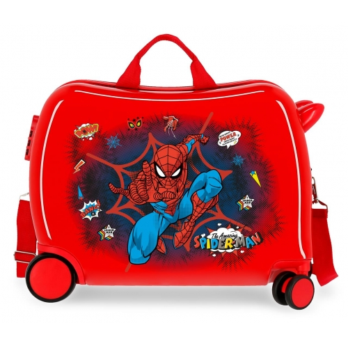 Maleta infantil Spiderman Pop