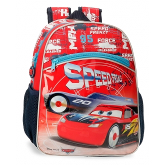Mochila Cars Speed Trails 32cm