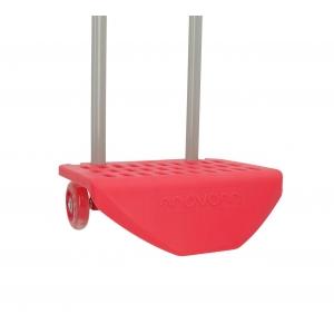 Carro Escolar Movom Logo Rojo