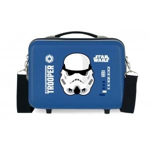 Neceser ABS Star Wars Storm Adaptable Azul