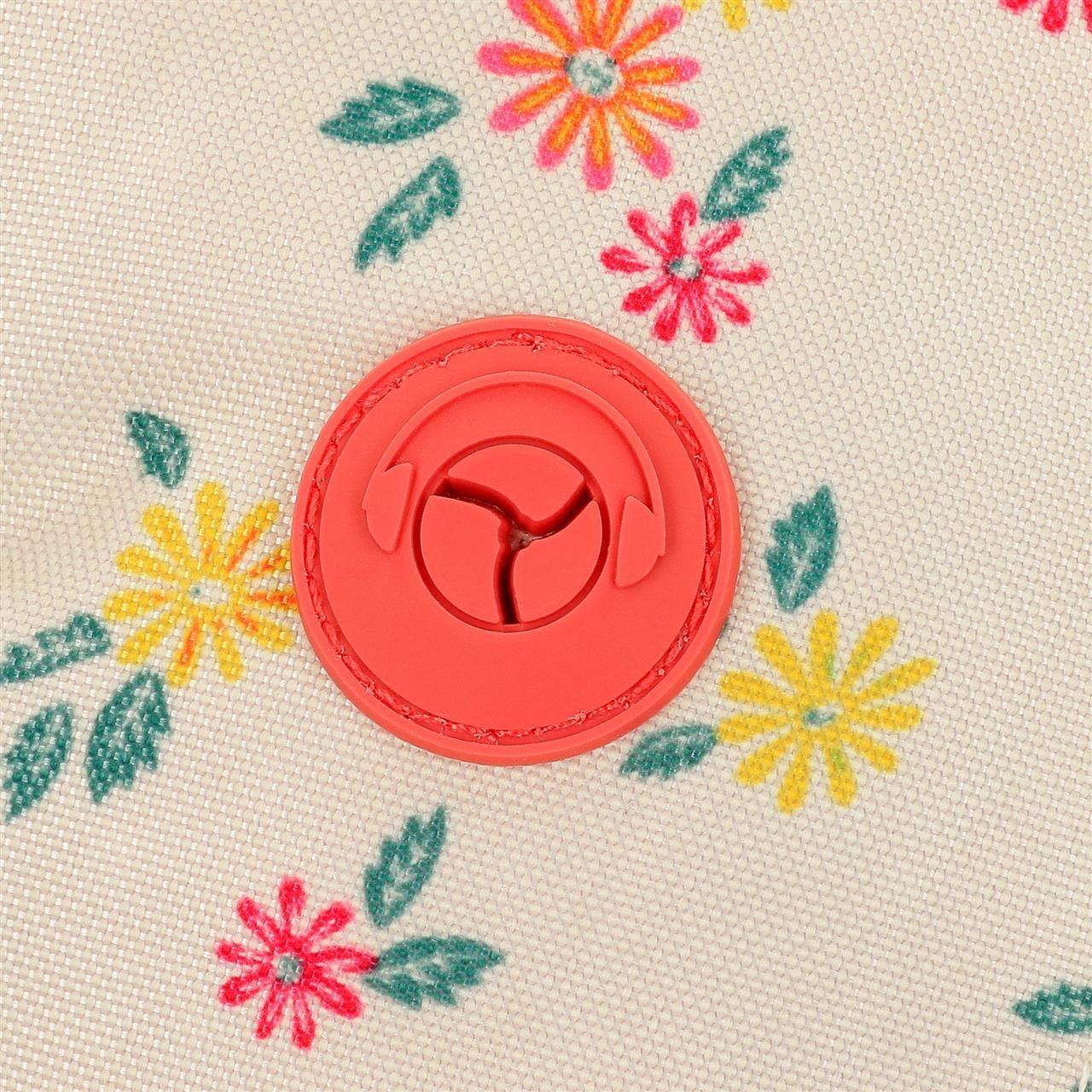 Mochila 44 cm doble cremallera Pepe Jeans Joseline
