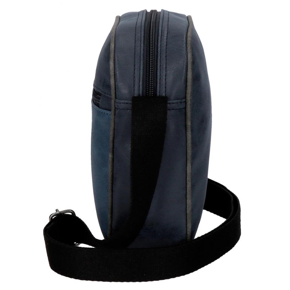 833e8b427 Bandolera Pepe Jeans Max azul