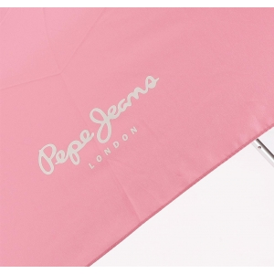 Paraguas Pepe Jeans Waterloo Manual Rosa