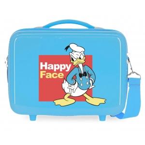 NECESER ADAP. ABS DONALD HAPPY FACE Adaptable Azul claro