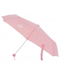 Paraguas Enso Mess Plegable Rosa