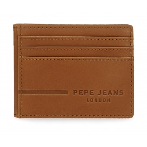 Tarjetero Pepe Jeans Ander Camel