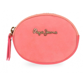 Monedero Pepe Jeans Double coral