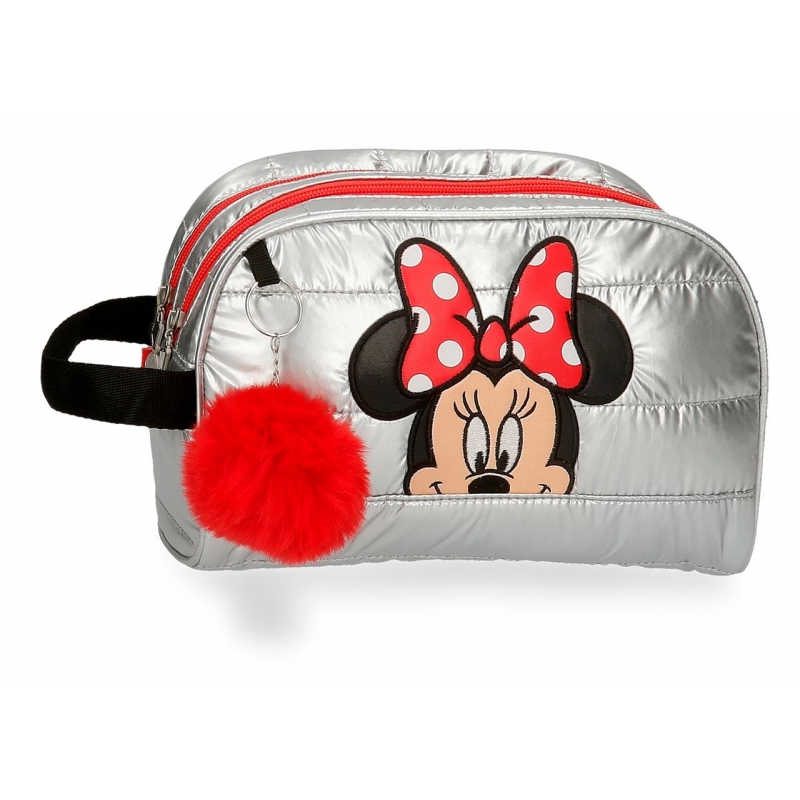 Neceser Doble Compartimento Minnie My Pretty Bow