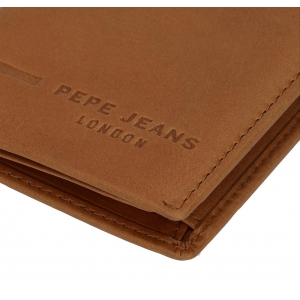 Tarjetero Mecánico Pepe Jeans Ander Camel
