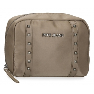 Neceser Pepe Jeans Roxanne beige
