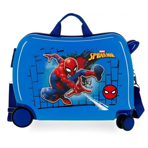 Maleta infantil Spiderman Red