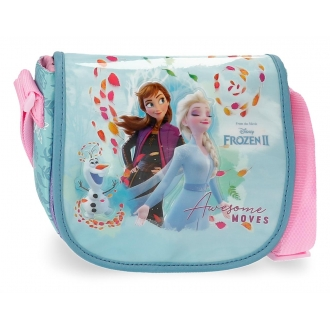 Bandolera Frozen Awesome Moves con Solapa